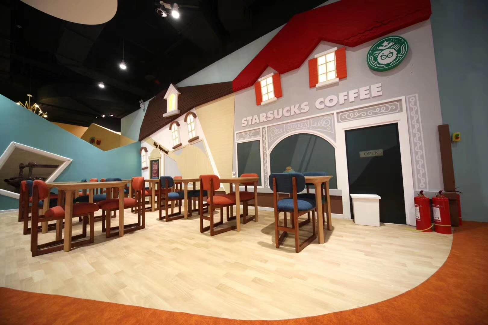 沙池.jpg 陕西小型的室内儿童乐园需要多少钱? 加盟资讯 游乐设备第1张