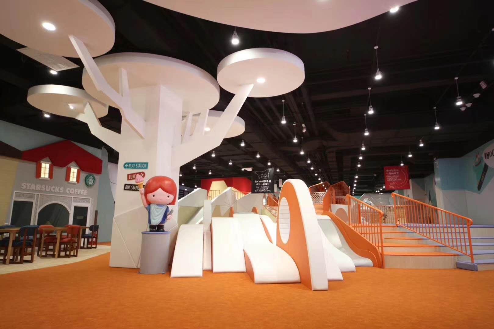 微信图片_201712201618025.jpg 西安投资一家儿童乐园都需要注意什么地方? 加盟资讯 游乐设备第4张