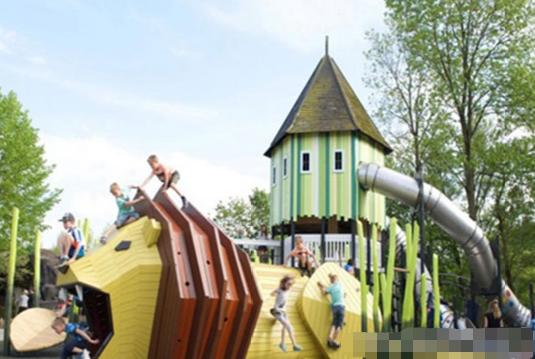 image.png 渭南开儿童乐园怎么样? 加盟资讯 游乐设备第2张