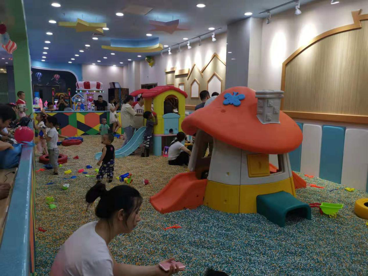 吴忠儿童乐园受欢迎吗? 加盟资讯 游乐设备第3张