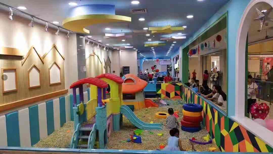 青海开儿童乐园有市场吗? 加盟资讯 游乐设备第1张