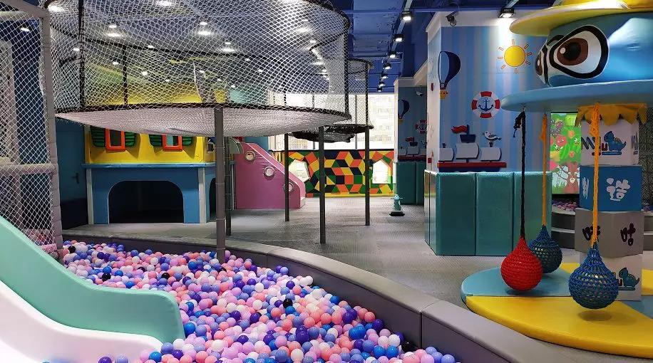 青海开儿童乐园有市场吗? 加盟资讯 游乐设备第2张