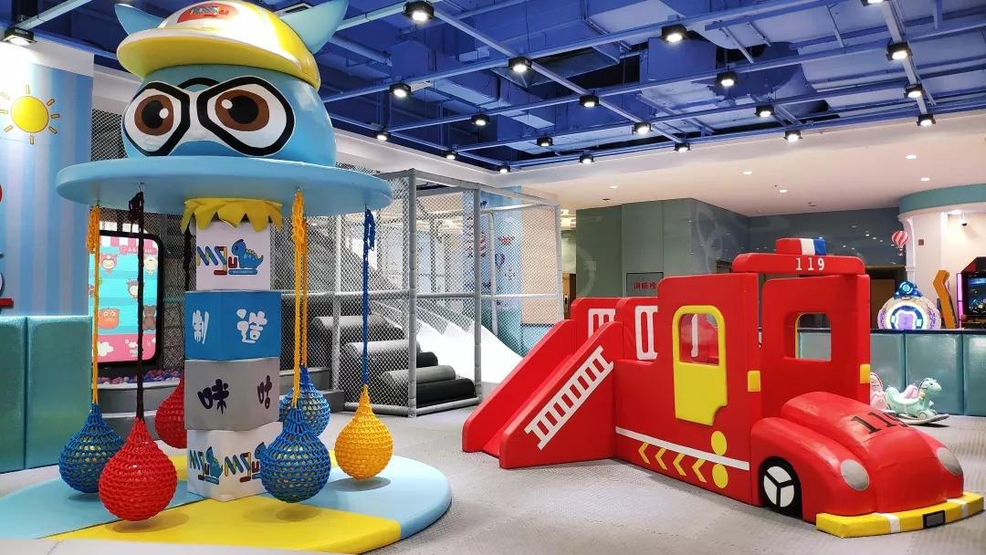图片2.png 西宁开儿童乐园前景怎么样? 加盟资讯 游乐设备第3张