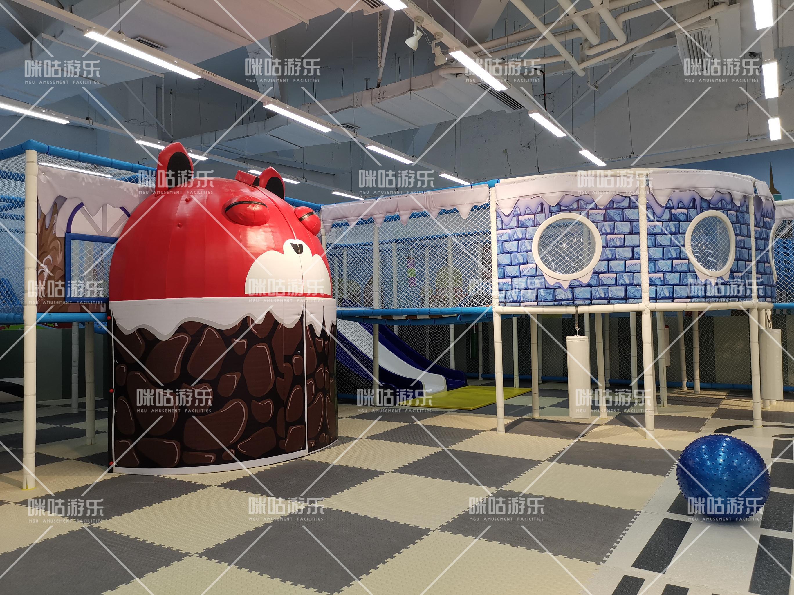 微信图片_20200429160038 - 副本.jpg 武威儿童乐园发展现状及前景如何? 加盟资讯 游乐设备第1张