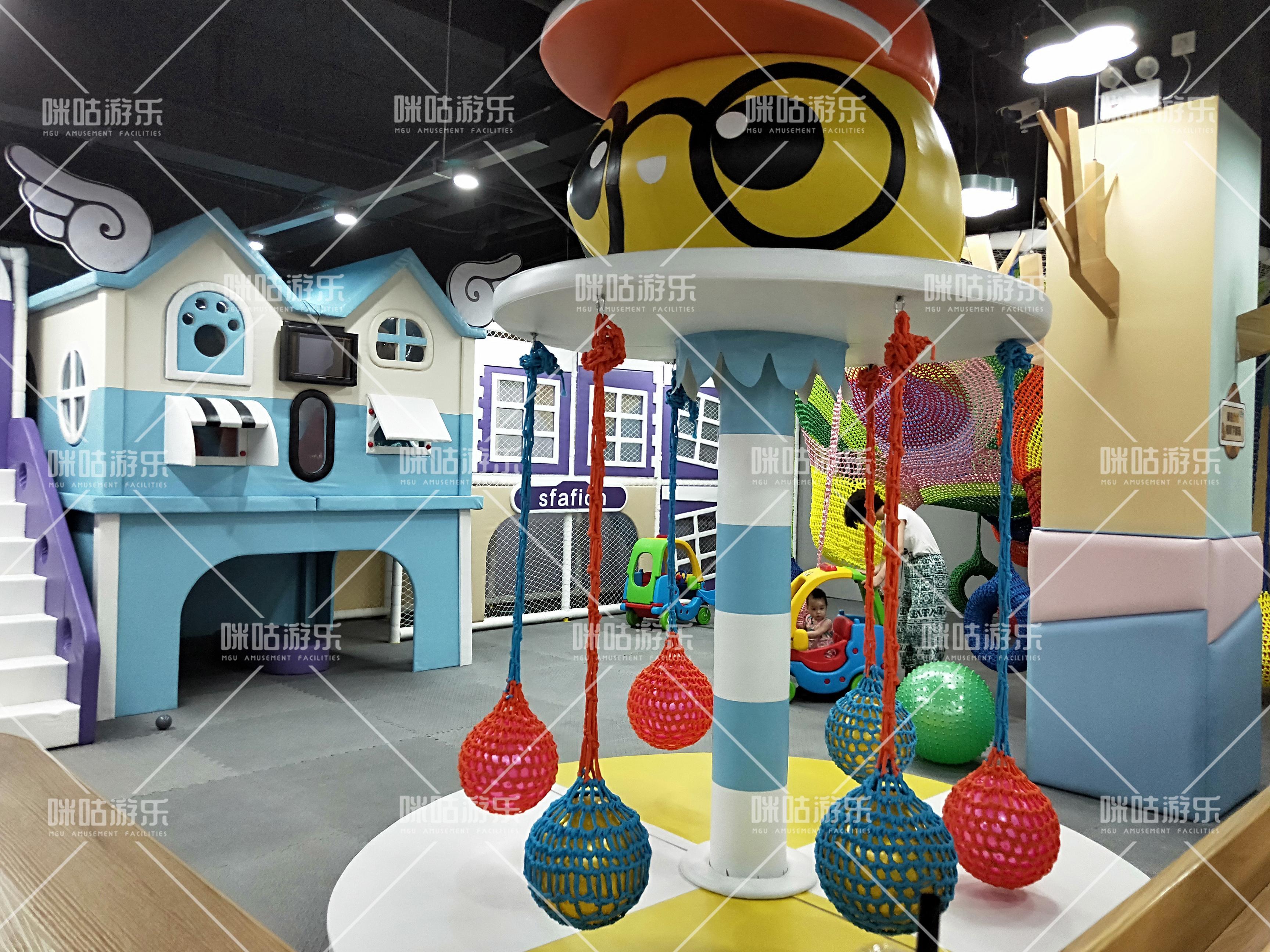 微信图片_20200429155859.jpg 晋城开儿童乐园要多少钱? 加盟资讯 游乐设备第2张