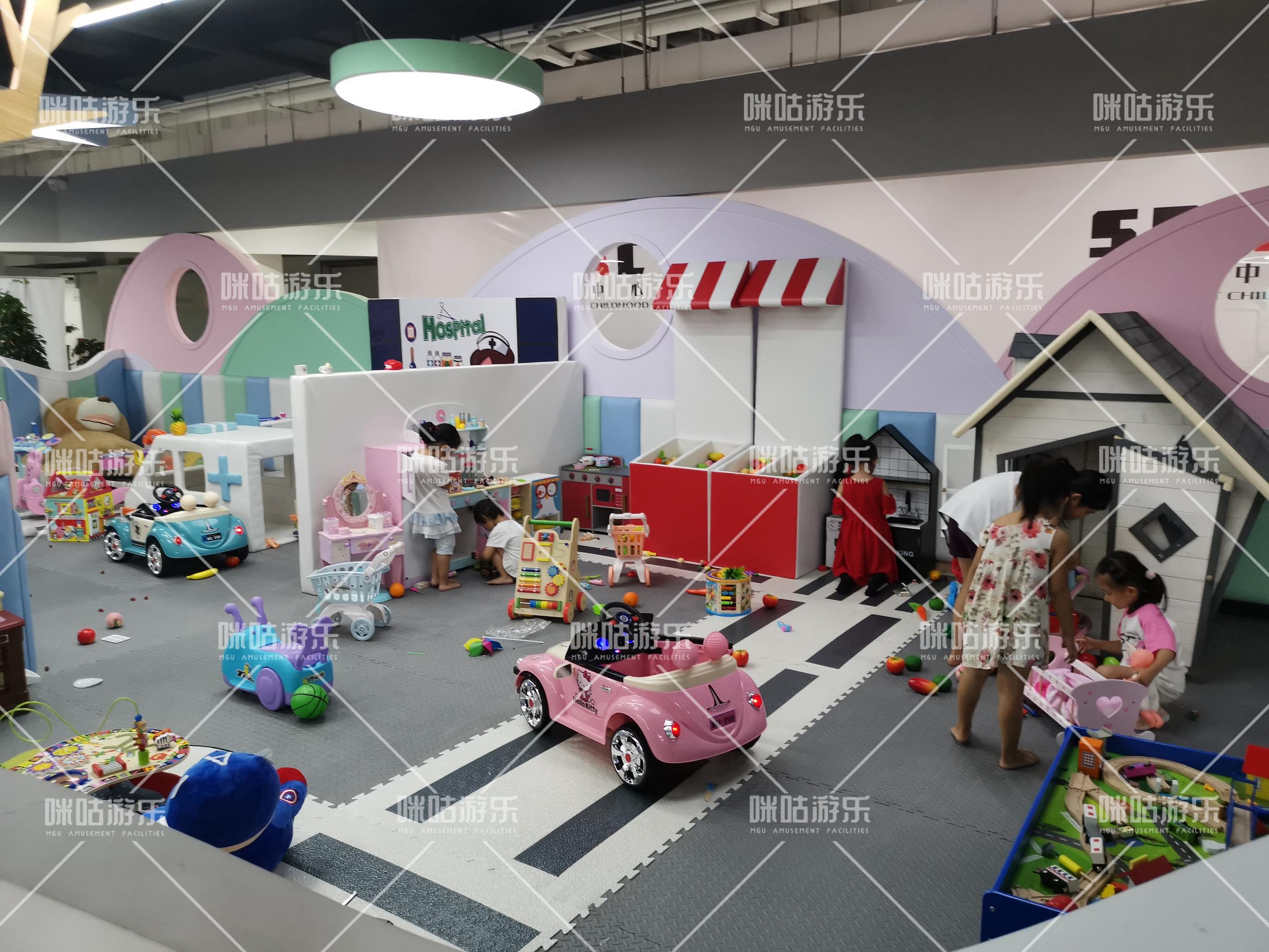 微信图片_20200429155910.jpg 晋城儿童乐园哪个品牌好? 加盟资讯 游乐设备第4张