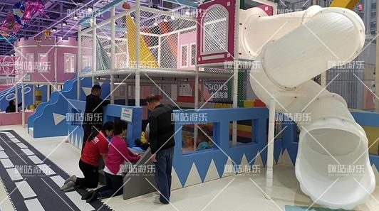 微信图片_20200429155955.jpg 临汾儿童乐园厂商 加盟资讯 游乐设备第2张