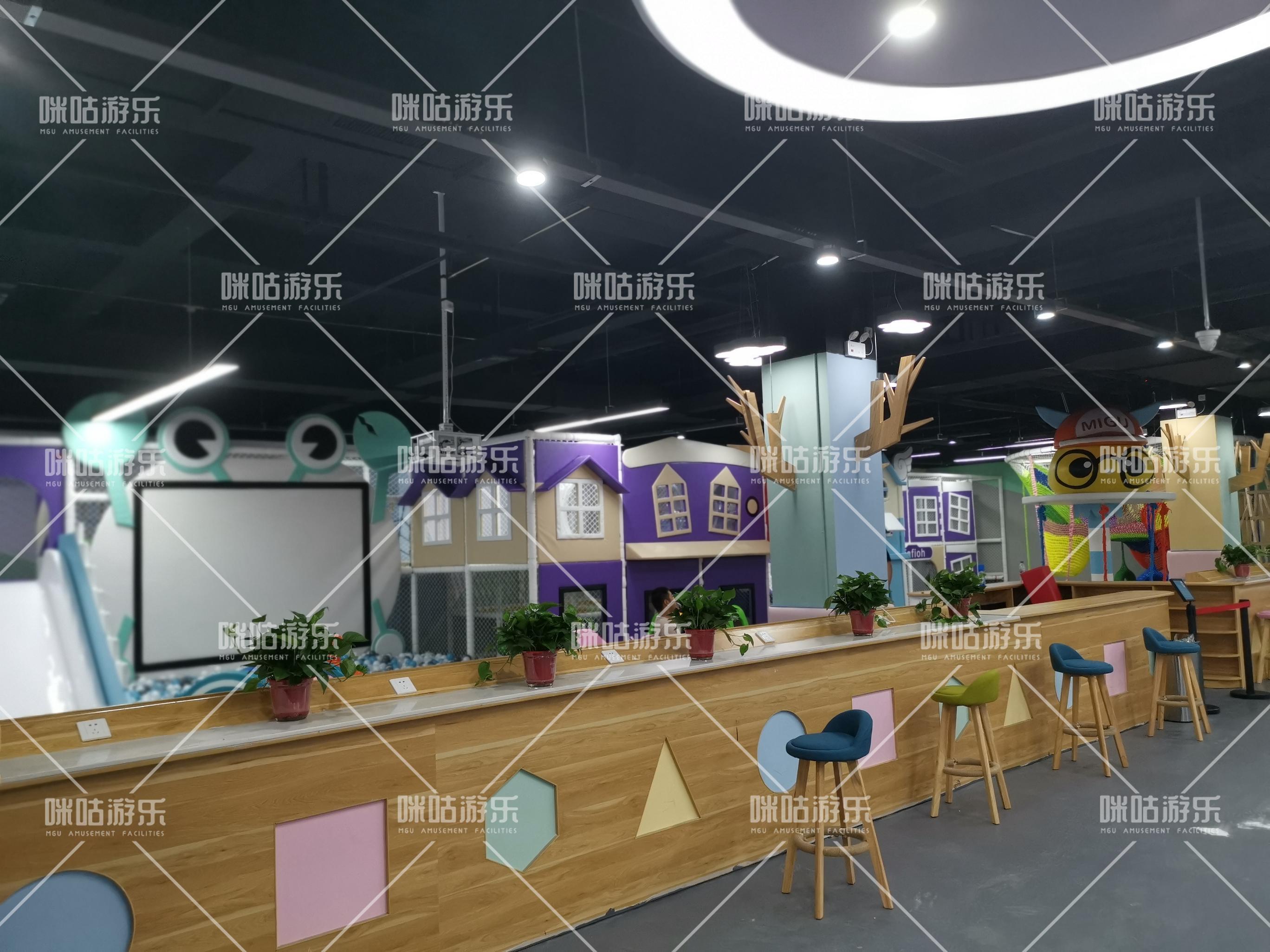微信图片_20200429155902.jpg 武威儿童乐园加盟优势 加盟资讯 游乐设备第3张