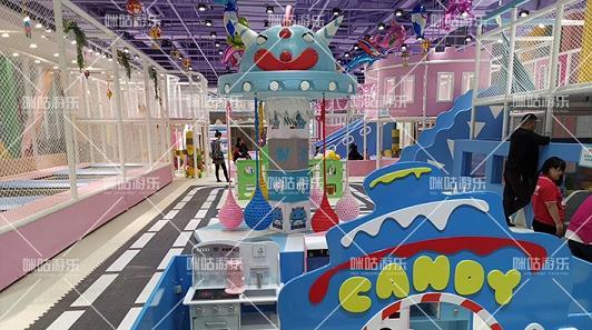微信图片_20200429160001.jpg 张掖儿童乐园设备加盟店 加盟资讯 游乐设备第2张