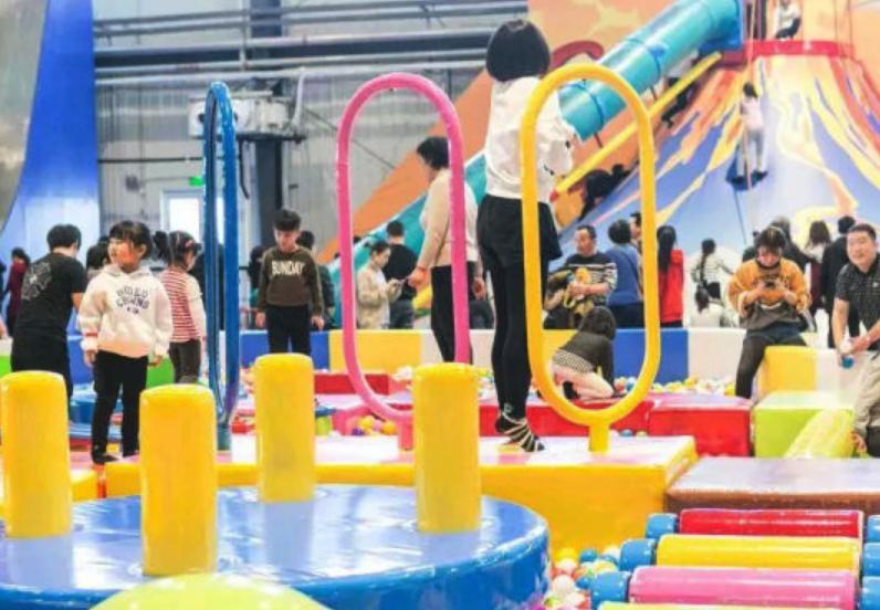 image.png 陇南加盟什么样的儿童乐园最合算 加盟资讯 游乐设备第2张