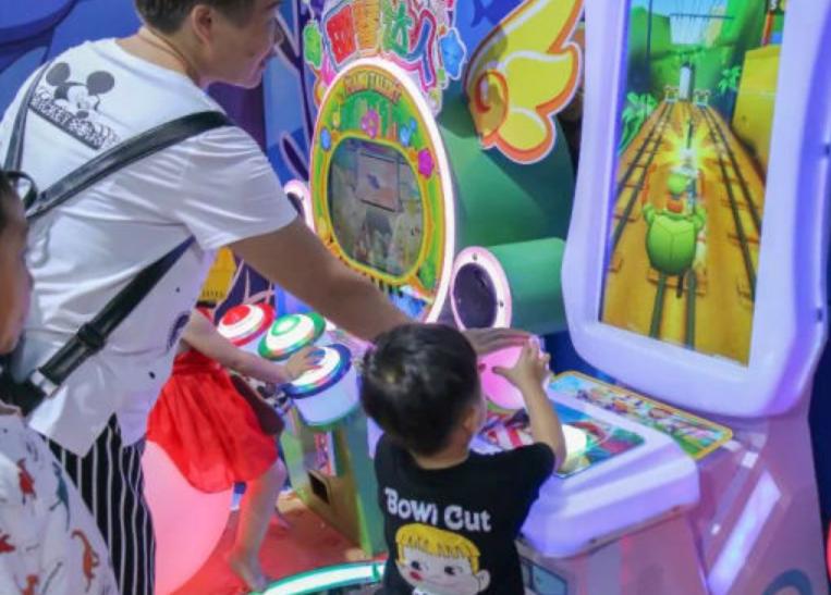 image.png 临夏儿童乐园项目加盟 加盟资讯 游乐设备第1张