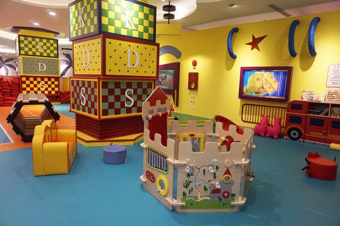 93520834991505206309.jpg 加盟儿童乐园需要哪些条件? 加盟资讯 游乐设备第2张