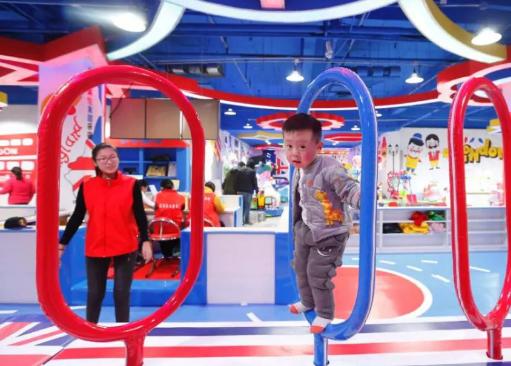 image.png 有实力的儿童乐园设备厂家具有哪些特点? 加盟资讯 游乐设备第2张
