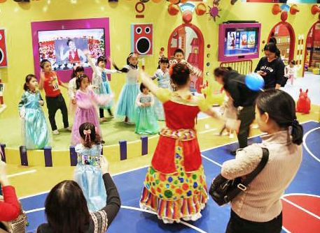image.png 受欢迎的儿童亲子乐园游乐项目有哪些? 加盟资讯 游乐设备第2张