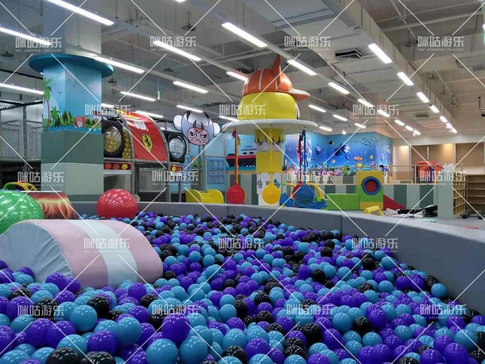 微信图片_20200429155923.jpg 100平米的儿童游乐场造价多少钱? 加盟资讯 游乐设备第2张