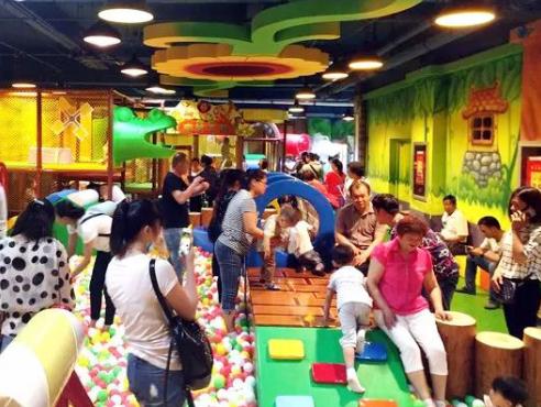 image.png 2020年小型儿童乐园设备有哪些? 加盟资讯 游乐设备第1张