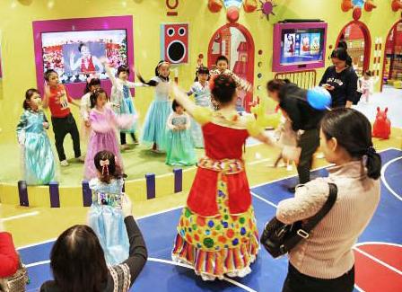 image.png 适合2-6岁儿童玩的游乐园项目有哪些? 加盟资讯 游乐设备第1张