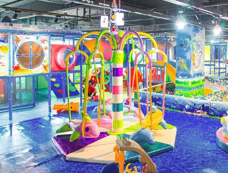 image.png 适合2-6岁儿童玩的游乐园项目有哪些? 加盟资讯 游乐设备第2张