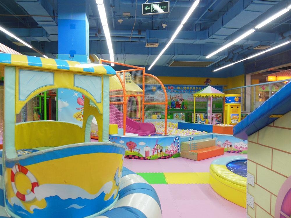 20141231133648_73956.jpg 室内儿童游乐园设施,设备要定期清洗 加盟资讯 游乐设备第3张