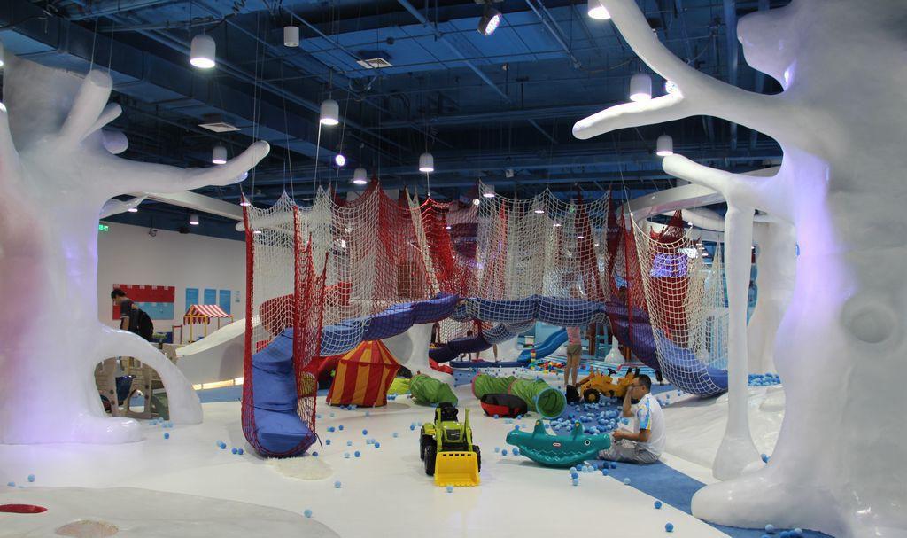 20141027101929202920.jpg 经典儿童乐园淘气堡,创新玩法 加盟资讯 游乐设备第1张