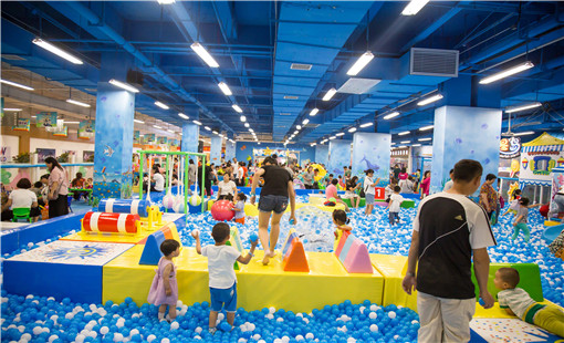 1541388480710929.jpg 经营儿童游乐园应该自主创业还是选择加盟? 加盟资讯 游乐设备第4张