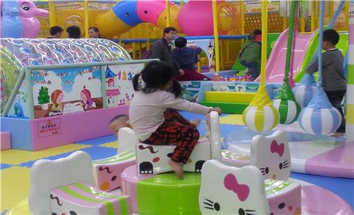 0eccaabd43d84ca491321c382cd01943_th.jpg 经营室内儿童乐园有哪些步骤? 加盟资讯 游乐设备第2张