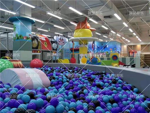 微信图片_20200429155923.jpg 开一家300平米儿童乐园怎么样?成本高吗? 加盟资讯 游乐设备第2张