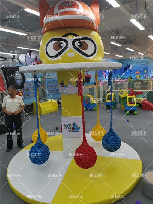 微信图片_20200429155914.jpg 开一家儿童乐园怎么样?前景如何? 加盟资讯 游乐设备第4张
