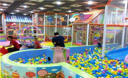 1037781392_883055559.jpg 儿童乐园真的能做到低投入和高回报? 加盟资讯 游乐设备第2张