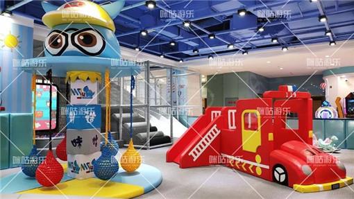 微信图片_20200429155949.jpg 开一家小型儿童游乐园需要投资多少钱? 加盟资讯 游乐设备第1张