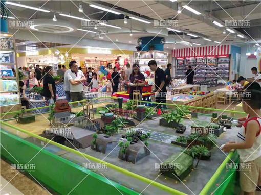 微信图片_20200429155931.jpg 在商场开家儿童游乐园怎么样?好做吗? 加盟资讯 游乐设备第2张