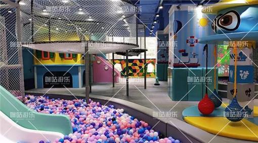 微信图片_20200429155943.jpg 在商场开家儿童游乐园怎么样?好做吗? 加盟资讯 游乐设备第3张