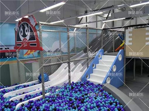 微信图片_20200429155916.jpg 受欢迎的儿童乐园都有哪些特点? 加盟资讯 游乐设备第3张