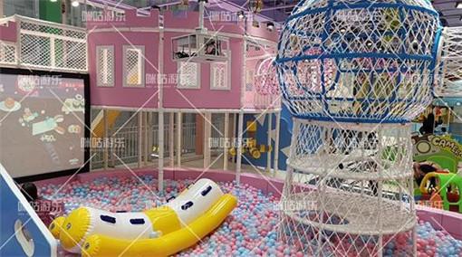 微信图片_20200429155958.jpg 在大城市开一家儿童乐园的前景怎么样? 加盟资讯 游乐设备第1张