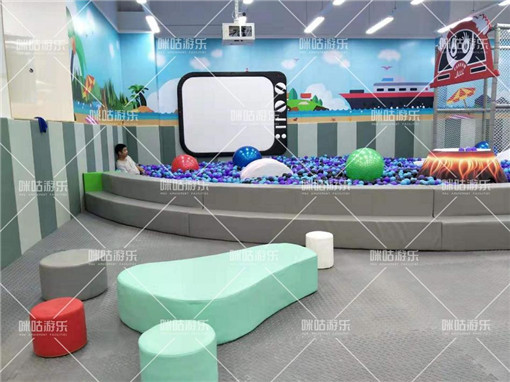 微信图片_20200429155919.jpg 在大城市开一家儿童乐园的前景怎么样? 加盟资讯 游乐设备第2张