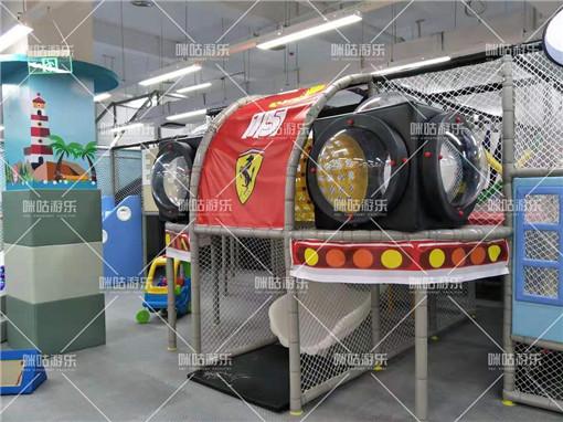 微信图片_20200429155928.jpg 开一个儿童乐园淘气堡需要投资多少钱? 加盟资讯 游乐设备第4张