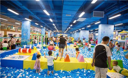 1541388480710929.jpg 一线城市开儿童乐园投资多少?赚钱吗? 加盟资讯 游乐设备第3张