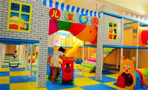 __49608097__2983029.jpg 在三四线城市开儿童乐园的前景怎么样? 加盟资讯 游乐设备第1张