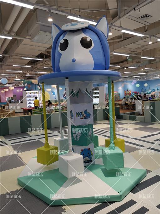 微信图片_20200429160023.jpg 新手选择儿童乐园创业应该怎么做? 加盟资讯 游乐设备第1张